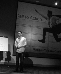 Scott Anthony Barlow - Speaking and Workshops pic