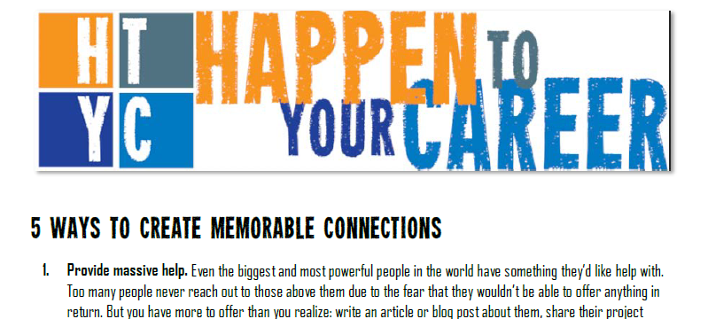5_ways_to_memorable_connections