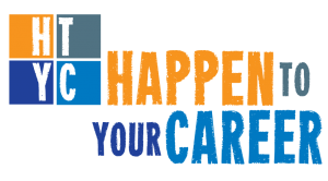 Happen to Your Career Logo