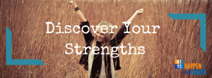 Discover your strengths, HTYC, Happen To Your Career