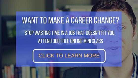 i want a career change