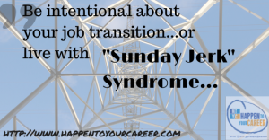 Sunday Jerk Syndrome, HTYC, Happen To Your Career