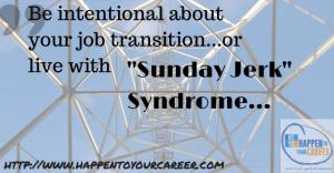 Sunday Jerk Syndrome, HTYC, Happen To Your Career