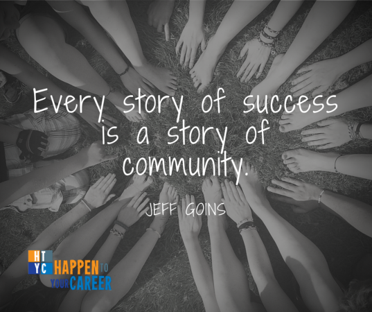 Every story of success is a story of
