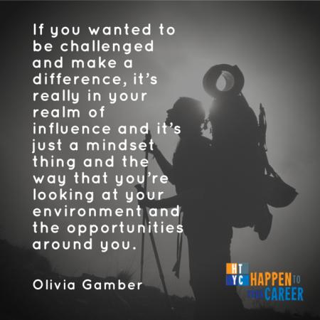 Olivia Gamber
