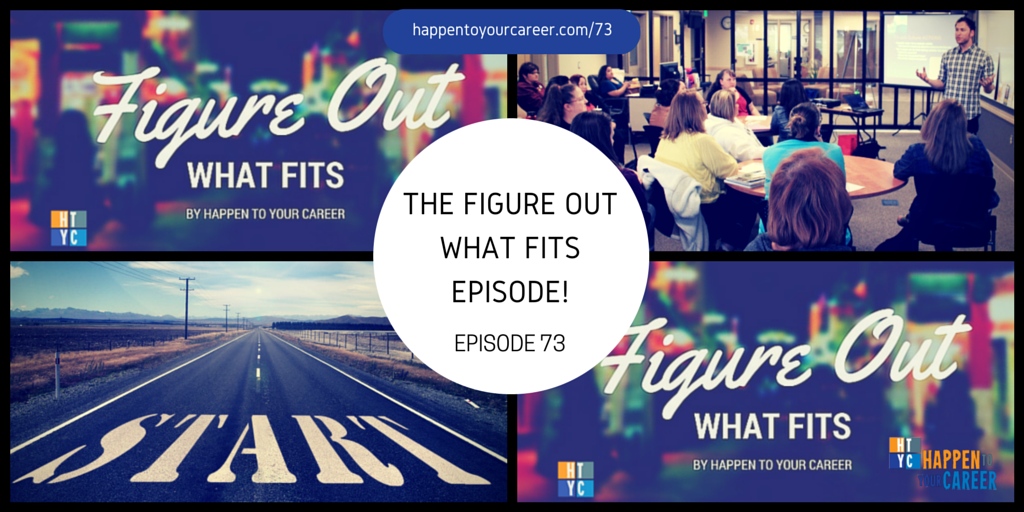 073 The Figure Out What Fits episode!