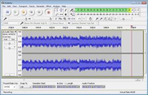 Audacity Recording