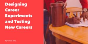 Taking Career Risks