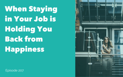 Is Staying at a Job You Hate Holding You Back from Happiness?
