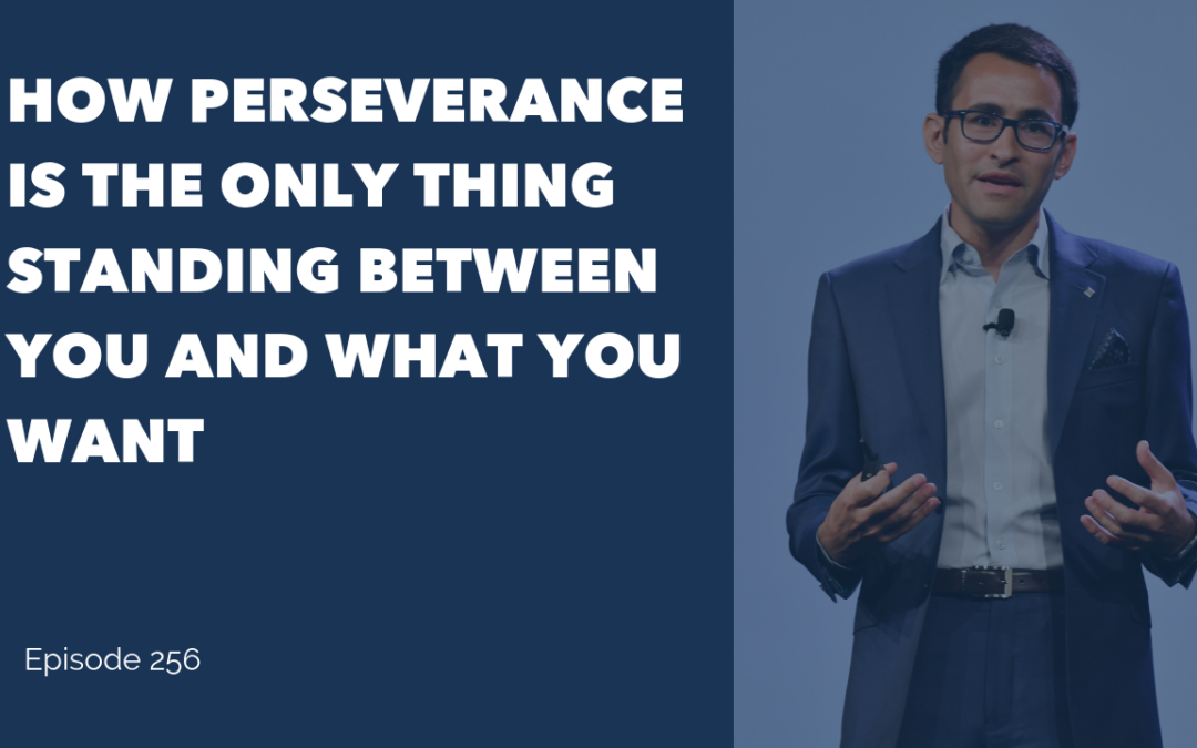 How Perseverance is the Only Thing Standing Between You and What You Want