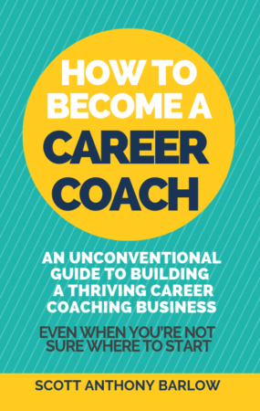 How to Become a Career Coach book